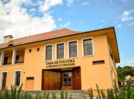 Cîmpean participă la inaugurarea bibliotecii din Cisnădie