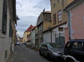 Direcția pentru Cultură va verifica lucrările ilegale de pe strada Șelarilor