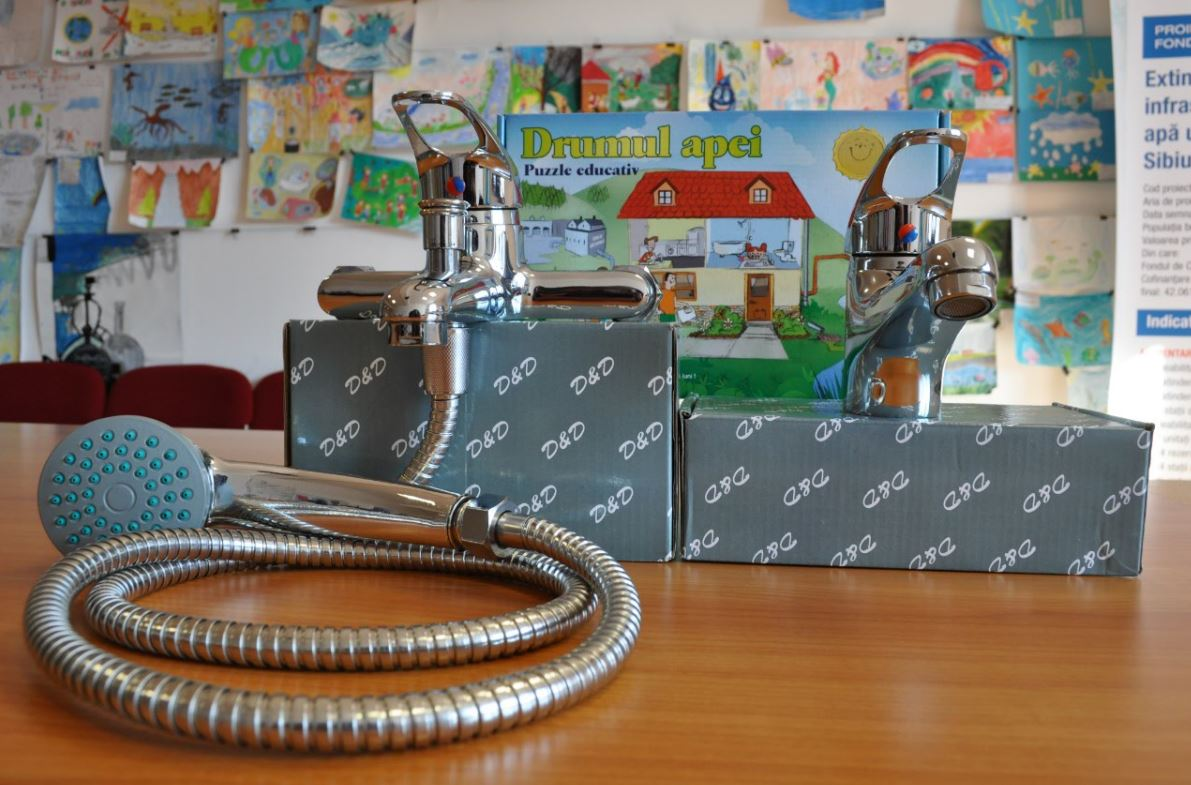 Premii de la Apă Canal Sibiu pentru clienții cu plata la zi (P)