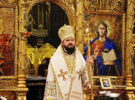 Pastorală la Învierea Domnului a PS Macarie, episcopul Episcopiei Ortodoxe Române a Europei de Nord