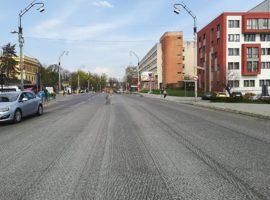 Bulevardul Corneliu Coposu se închide pentru reparații