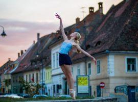 Balet de Ziua Europei