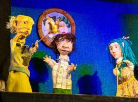 """Teatru cu păpuși din Argentina și Chile, în premieră la Teatrul """"Gong"""""""