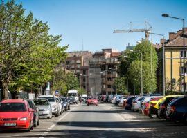 Lucrări pe Calea Cisnădiei, cu devierea circulației