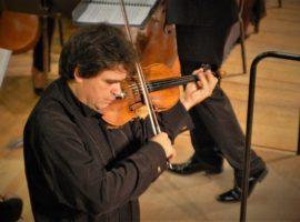 Vioara lui George Enescu răsună la Sibiu
