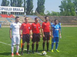 VICTORIE ZDROBITOARE!FC Hermannstadt a învins Dacia UnireaBrăila cu6-0