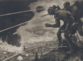 Primul Război Mondial reflectat în colecția de artă a Muzeului Național Brukenthal
