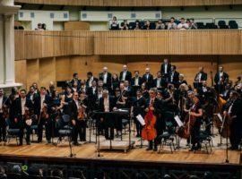 Orchestra Filarmonicii de Stat Sibiu cântă la Ankara Music Festival