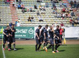 FC Hermannstadt a obținut cea mai clară victorie din această primăvară,în fața formației Luceafărul Oradea