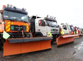 Drumarii le recomandă șoferilor să circule cu atenție și să se pregătească pentru lapoviță și ninsoare