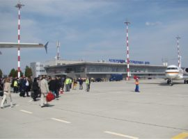 INCIDENT DE SECURITATE la Aeroportul din Sibiu
