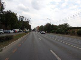 Bulevardul Corneliu Coposu intră în reparații după Paști