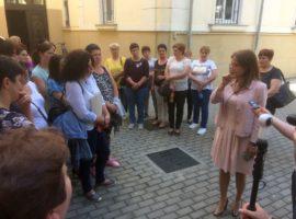 Criza din asistența socială, rezolvată temporar de Consiliul Județean Sibiu