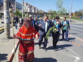 Cioabă organizează prima Olimpiadă internațională a romilor