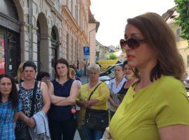 Laura Camelia Vîlsan, directorul general al DGASPC Sibiu