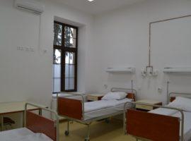 Spitalizare de zi, din luna mai, la Spitalul de Pneumoftiziologie Sibiu