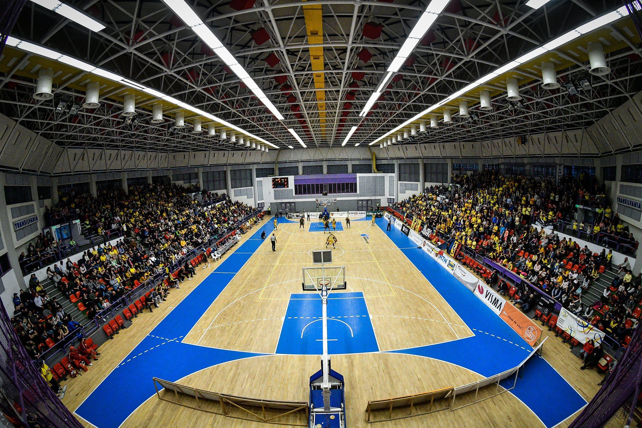 BC CSU Sibiu joacă semifinala Cupei României cu CS Dinamo București