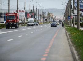 Lucrări pe Șoseaua Alba Iulia, de vineri până duminică
