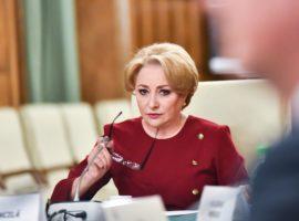Premierul la raport. Dăncilă a vorbit despre stadiul autostrăzii Sibiu – Pitești