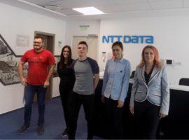 Elevii din Sibiu învață IT de la cei mai buni în domeniu