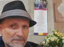 Scriitorul Julian Gamentz își aduce la Sibiu ultimele două volume