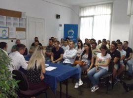 Organizaţia de Tineret a Partidului Mişcarea Populară Sibiu şi-a ales noua conducere