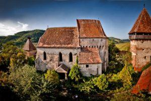 Biserica fortificată de la Alma Vii