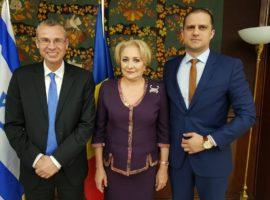 Trif vrea să promoveze România ca destinație turistică în Israel