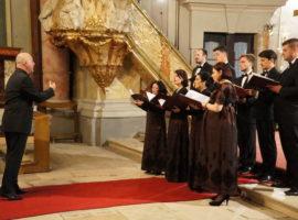 Acapella susține două concerte de Înălțarea Domnului la Sibiu