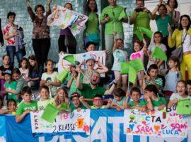Concurs de înot cu premii în valoare de 80.000 lei