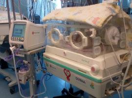 Aparat de 32.000 de euro, donat Maternității din Sibiu