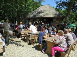 Peste 8.000 de turiști a atras Muzeul ASTRA în minivacanța de Rusalii