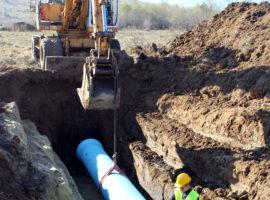 Lucrări la conducta de transport de apă potabilă, cu afectarea furnizării în municipiul Sibiu și alte 10 localități