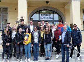 Lecții de integrare a minorităților, printr-un proiect european
