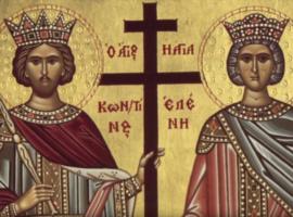 Constantin şi Elena, cei doi sfinţi sărbătoriţi în 21 mai. Tradiţii şi obiceiuri