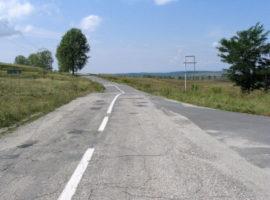 Licitație pentru proiectarea drumului județean DJ 107 B Păuca-Slimic
