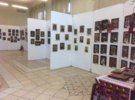 Expoziție de icoane la Centrul de Informare Turistică din Piața Mare