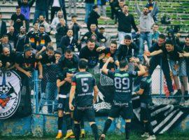 Sărbătoarea fotbalului sibian!