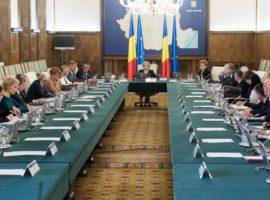 Măsuri bugetare care anunță CRIZA ar putea fi adoptate vineri de Guvern