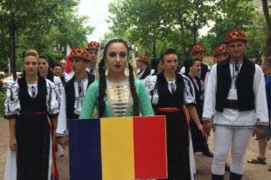 Folclorul sibian, aplaudat în Dagestan