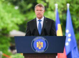 Președintele Klaus Iohannis împlineşte astăzi 59 de ani