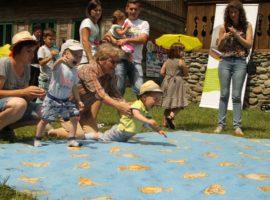 O zi plină de surprize dedicate bebelușilor, la Muzeul ASTRA