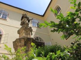 SECRET DE SIBIU.Statuia care avea nevoie de pază militară