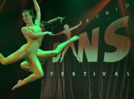 Sibiu Dans Festival nu înseamnă doar dans. Ci și teatru