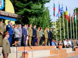 """Ziua Academiei Forţelor Terestre """"Nicolae Bălcescu"""". 171 de ani de învăţământ militar românesc"""