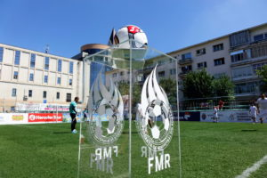 Câștigătoarea Cupei României la Minifotbal se decide la Sibiu