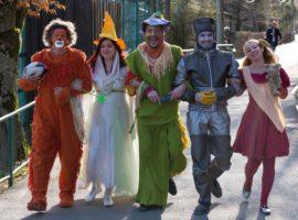 """""""Vrăjitorul din Oz"""" / foto: Jeno Major"""