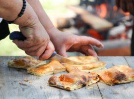 Tradiții și cultură gastronomicăde pe Valea Hârtibaciului