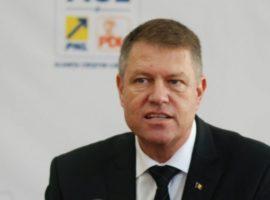 Iohannis, prezent la ședința liberalilor de la Sibiu