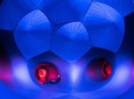 Luminarium Katena sau cum să te pierzi în Piața Mică